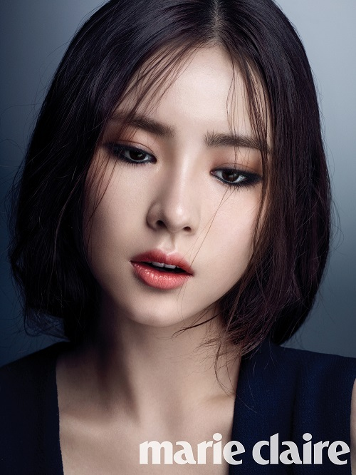 shin se kyung marie claire