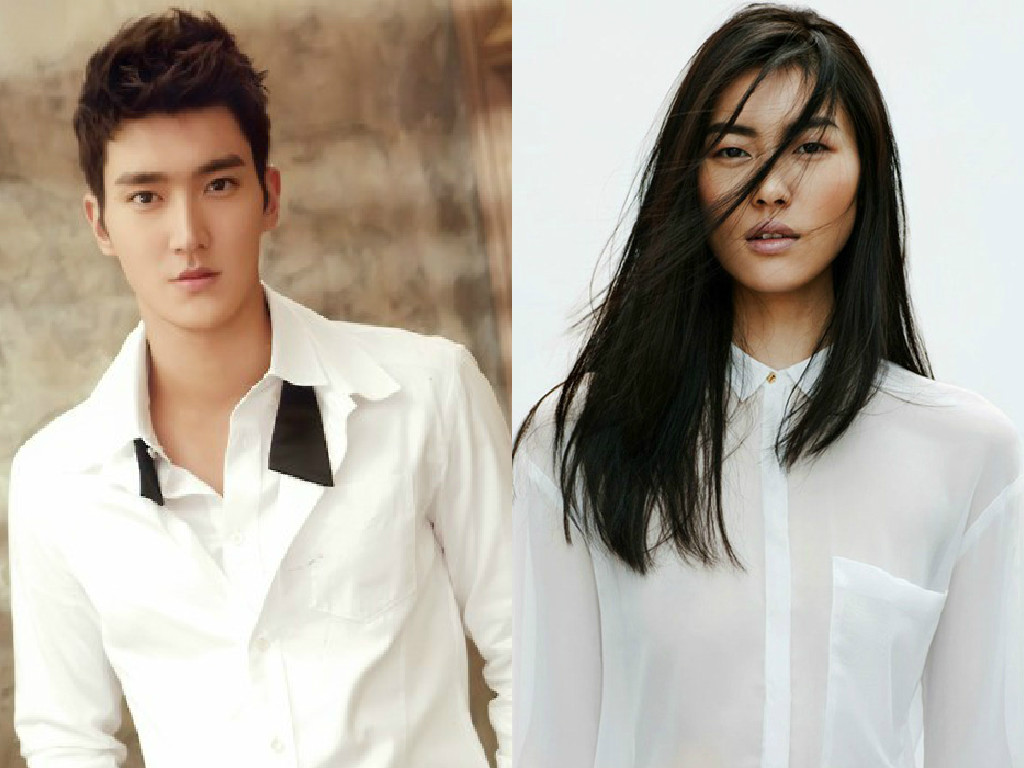 choi siwon and liu wen dating Liu wen is one of the world's top-earning models in 2015, liu and south korean singer choi si won paired up for we are in love of the south korean reality show we are married in which celebrities date one another.