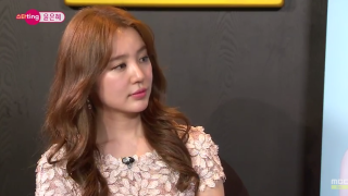 yoon eun hye section tv