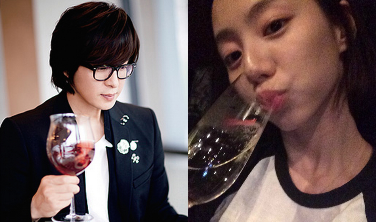 Bae Yong Joon Park Soo Jin