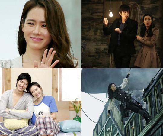 Collage - Son Ye Jin