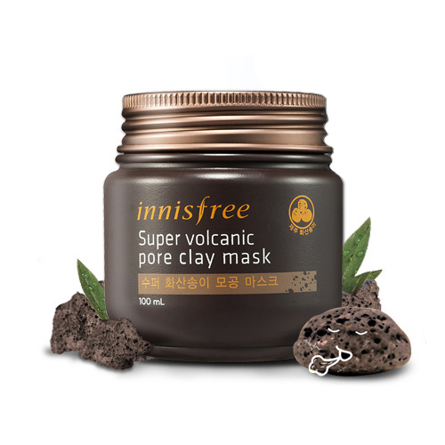 Innisfree Super Volanic Pore Clay Mask