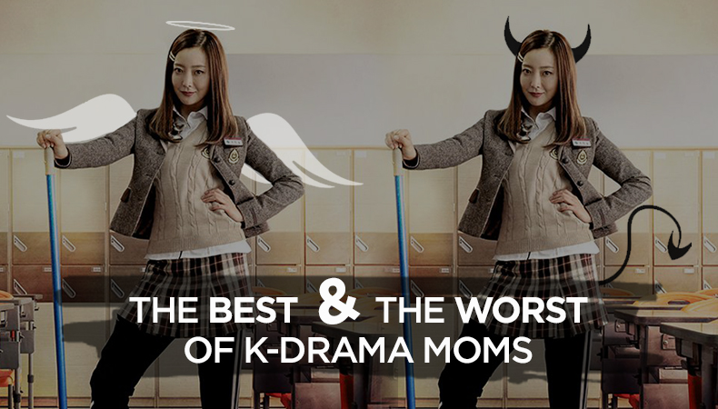 The Best and The Worst of K-Drama Moms