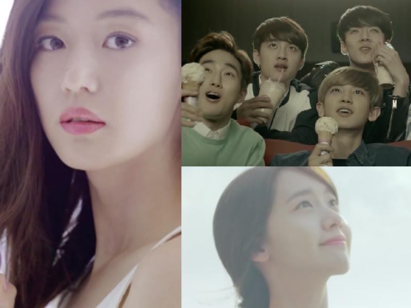 May 2015 CFs: Jun Ji Hyun, EXO, YoonA, and More