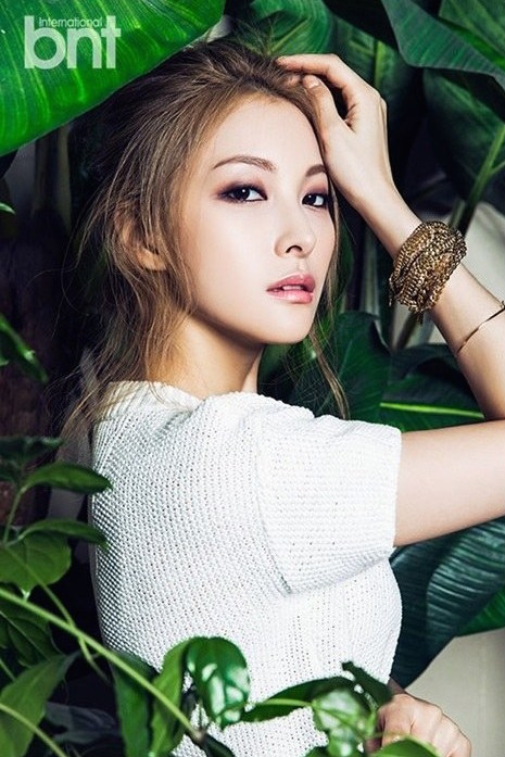 KARA's Park Gyuri Shares Her Role Model and Ideal Type in ...