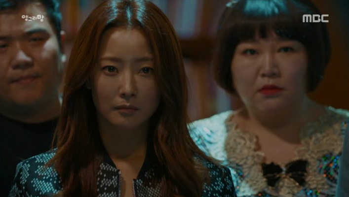 angry mom kim hee sun final