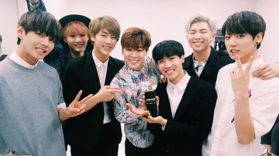 """BTS Takes First-Ever Music Show Win on """"The Show"""" with """"I ..."""