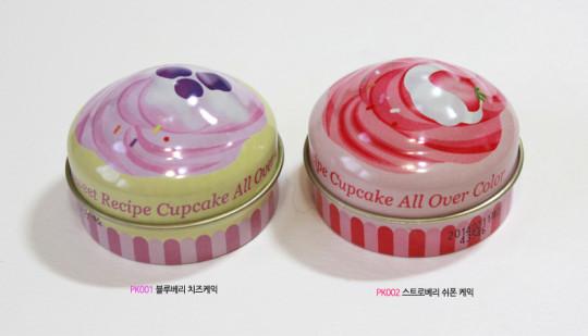cupcake eyes