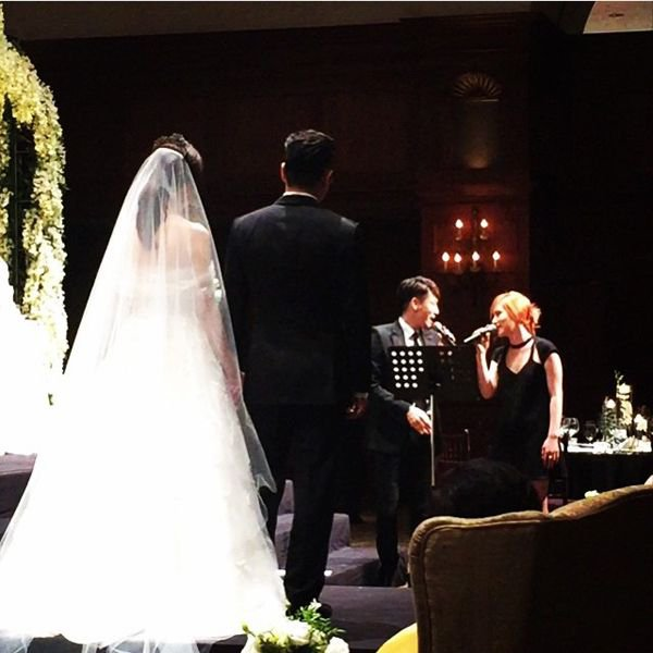 Se7en, Gummy, And Song Baek Kyung Congratulate 1TYM Oh Jin