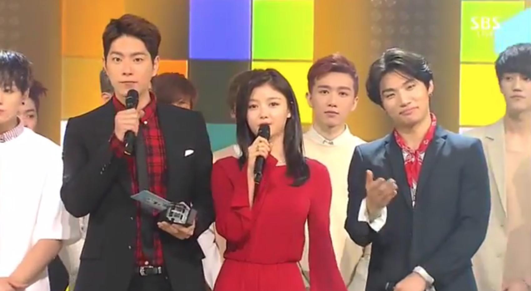 inkigayo bigbang daesung