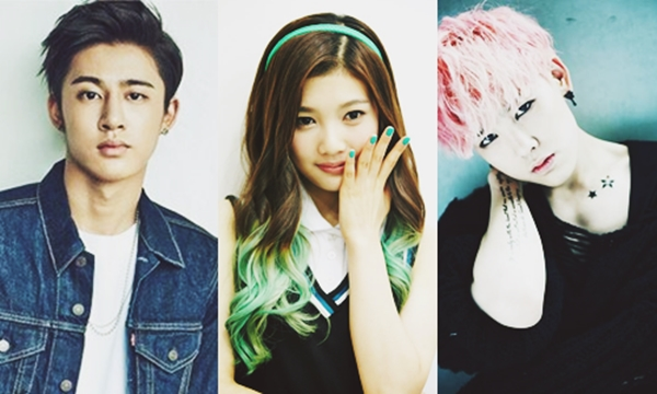 "2015 ""Coming of Age"" Day: K-Pop Idols Celebrating Adulthood"