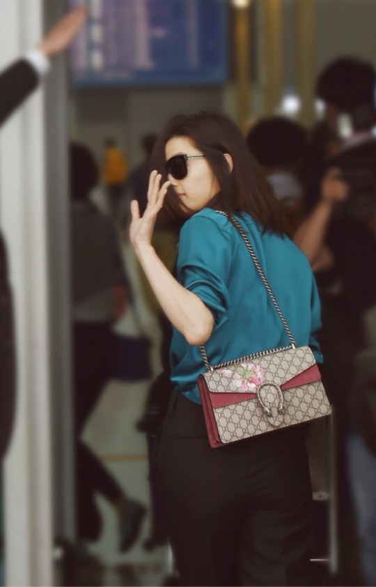 jun ji hyun airport 2
