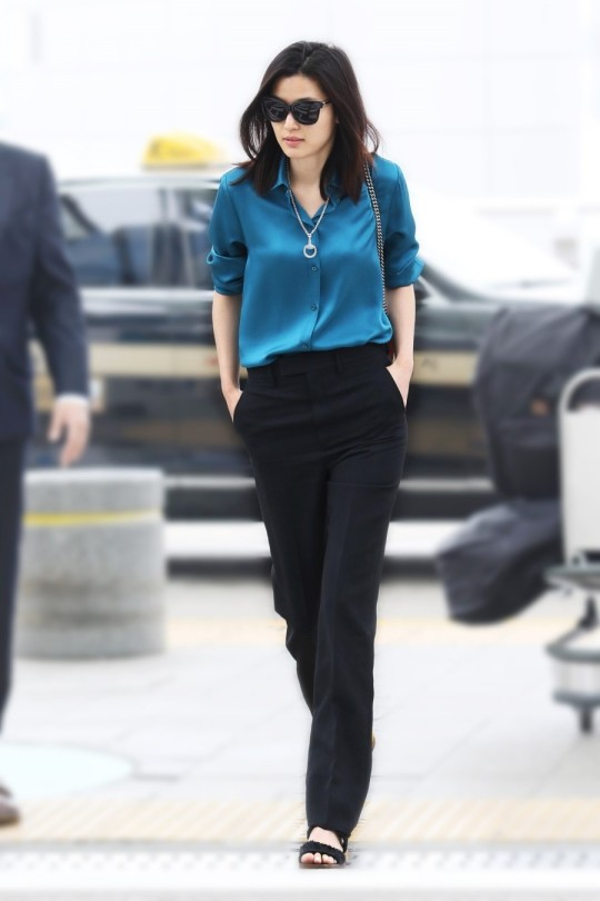 jun ji hyun airport 3