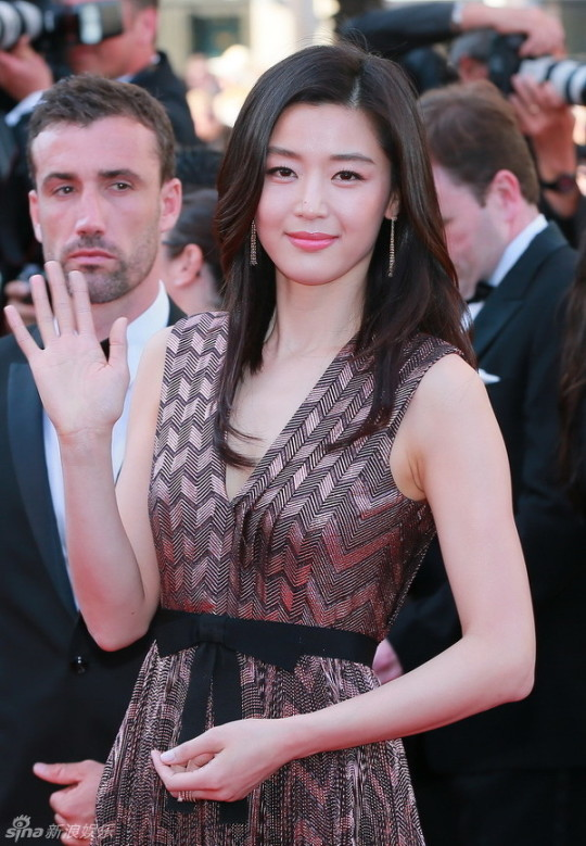 jun ji hyun cannes 2