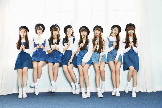 Image result for oh my girl