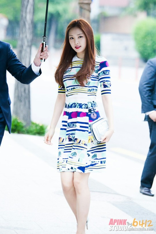 Hit Or Miss A Pink S Son Na Eun In Kenzo At Jo Malone