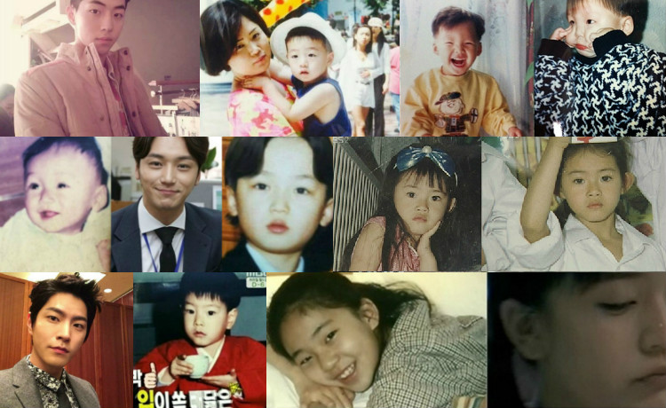30 Childhood Photos of the Hottest Korean Celebrities Under 30