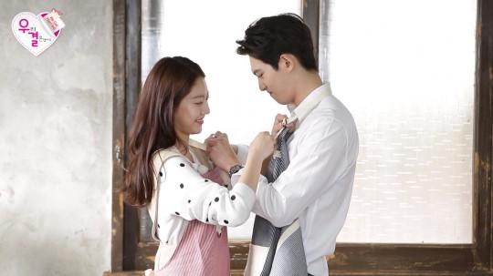 Seung Yeon And Jonghyun