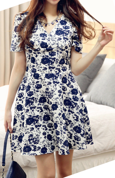 yesstyle a-line dress 2