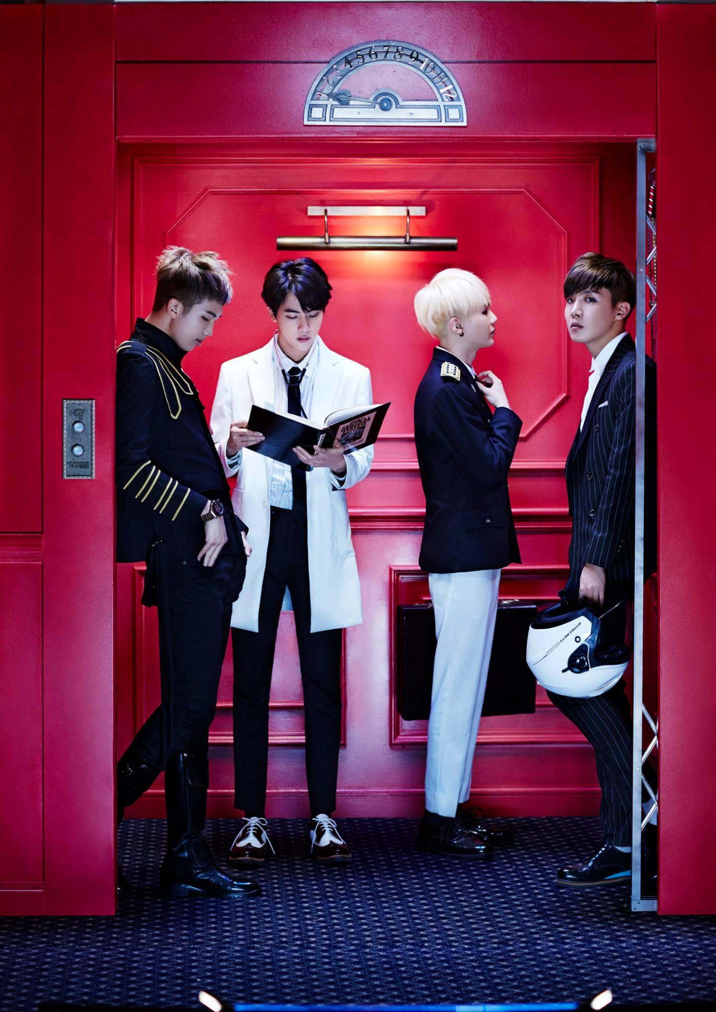 BTS Jin3
