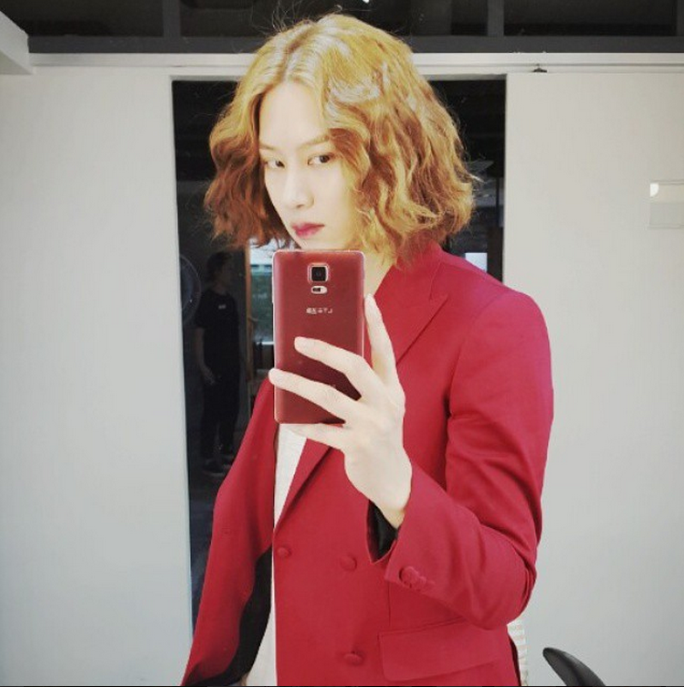 Super Junior S Heechul Finally Chops Off His Ahjumma