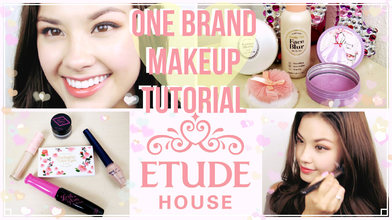 Love etude house heres a mini review and tutorial using only love etude house heres a mini review and tutorial using only etude house products baditri Image collections