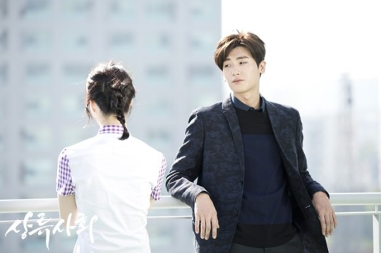 Park Hyung Sik high society roof