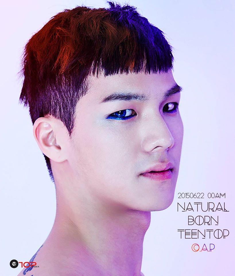 cap teentop naturalborn
