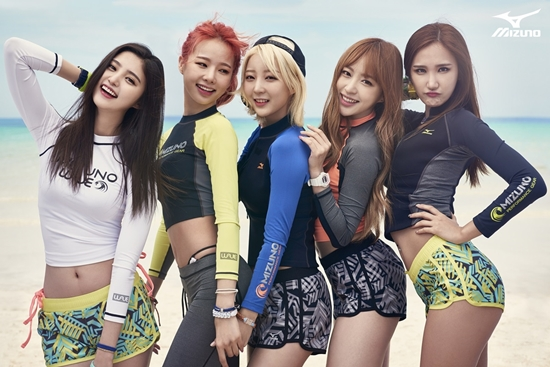EXID to Join Summer Ru...
