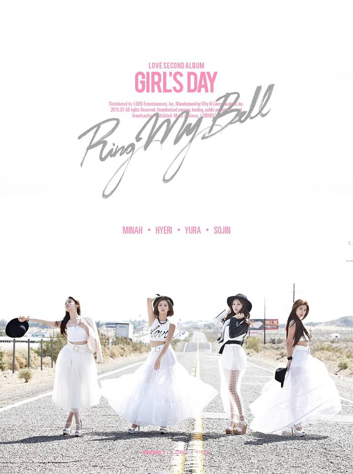 girlsday ring my bell full b