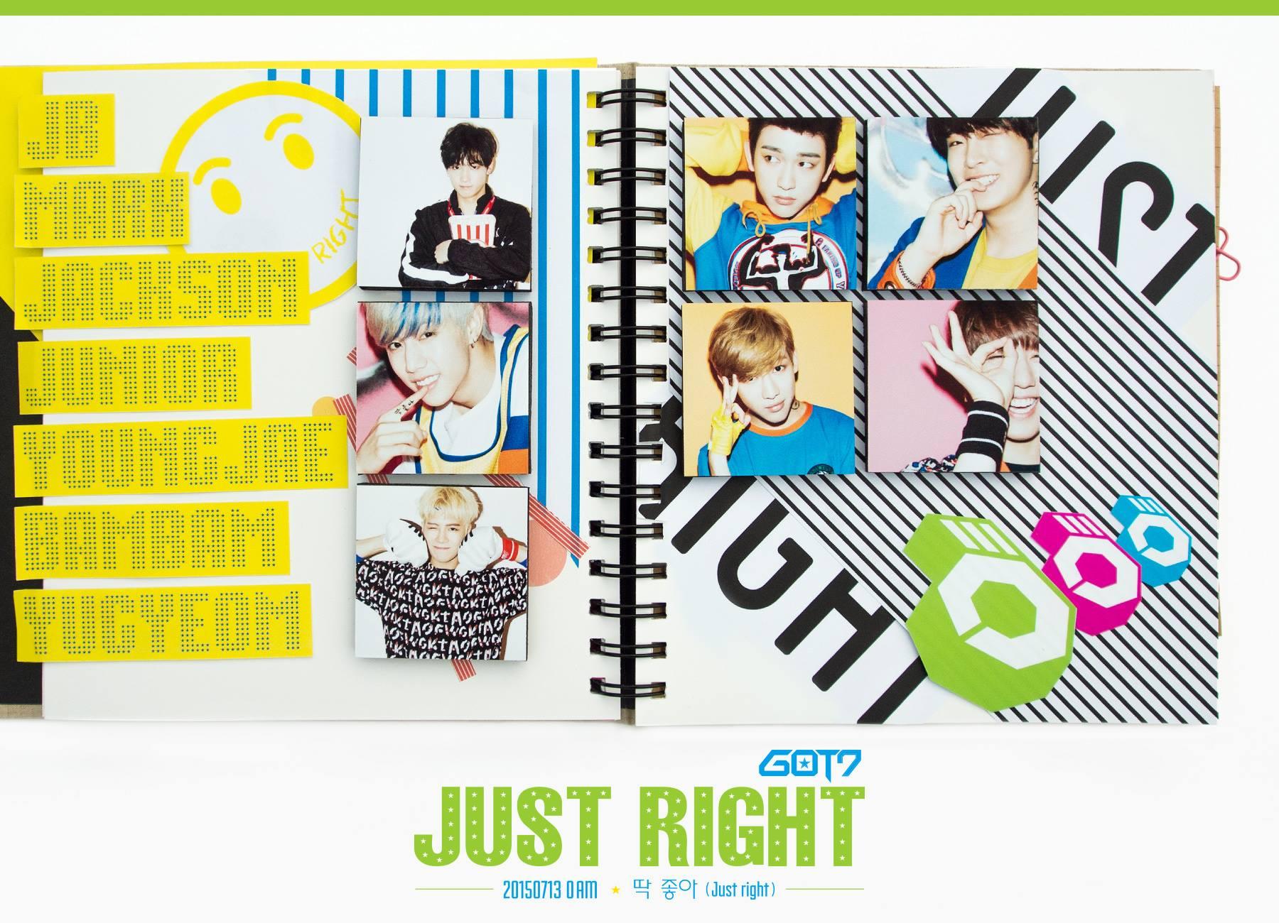 got7 just right teaser 02