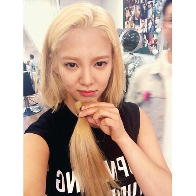 Superb Girls39 Generation Shows Off New Hairdos For Summer Comeback Soompi Short Hairstyles Gunalazisus