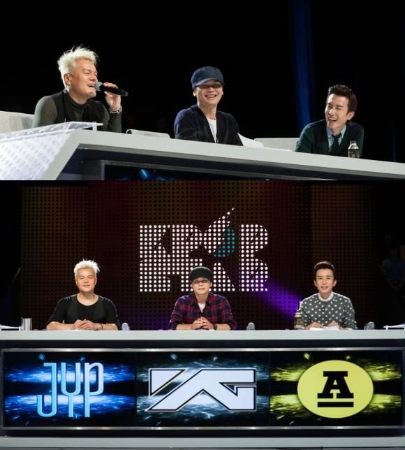 k-pop star 5 judges