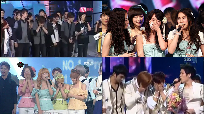 9 Idol Group First Wins That Made Us Cry Too
