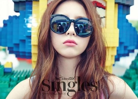 shin se kyung singles