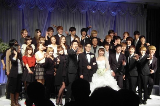 smtown wedding