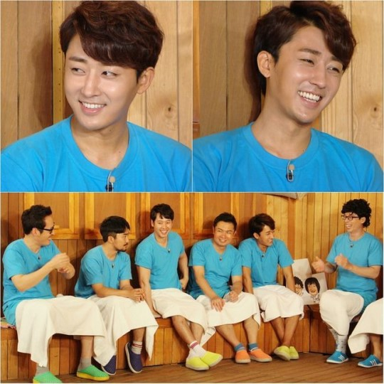 son ho joon happy together