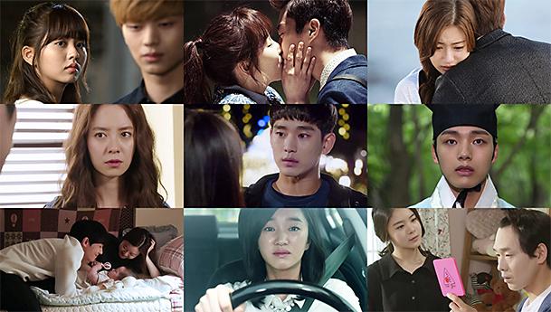 Top Ten K-Drama Moments Of The Week – June Week 1