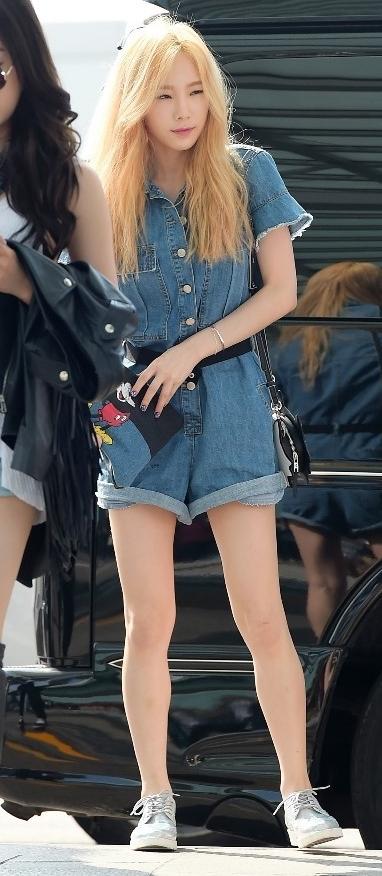 airport fashion roundup kim woo bin taeyeon honey lee