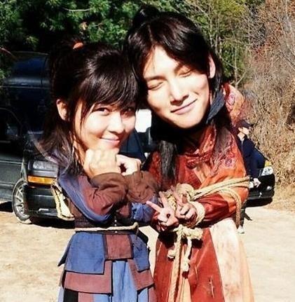 Ji Chang Wook insta Ha Ji Won