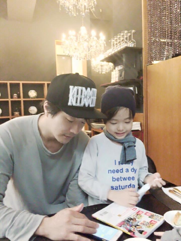 Kwon Sang Woo Luke
