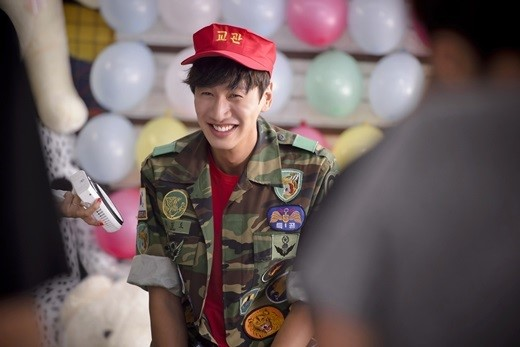 Song Joong Ki Lee Kwang Soo Descendants of the Sun cameo 2