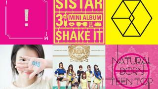 Weekly K-Pop Music Chart 2015 – July Week 2 soompi