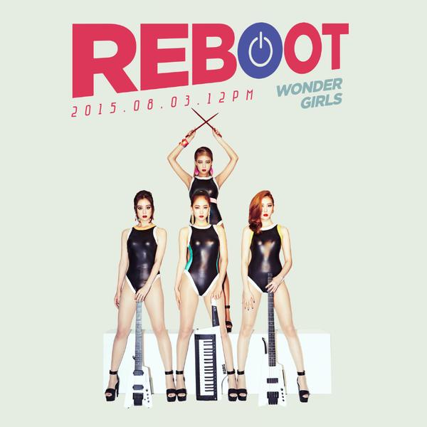 Wonder Girls reboot 2