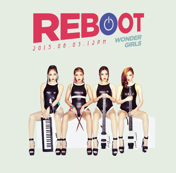 Wonder Girls reboot
