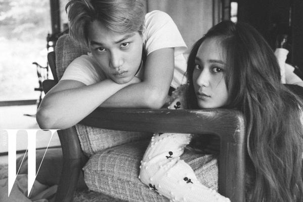 EXOs Kai And f(x)s Krystal Confirmed To Have Broken Up