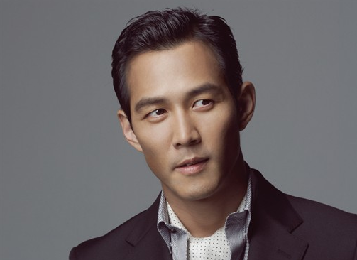 lee jung jae-model shot