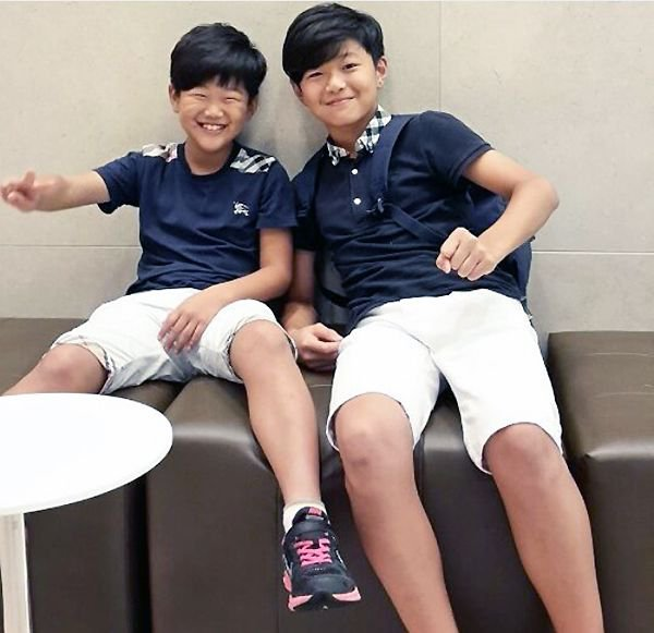 lee jong hyuk shares how much his sons grew up since quotdad