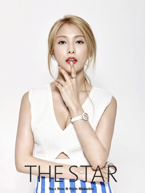 park gyuri the star 03