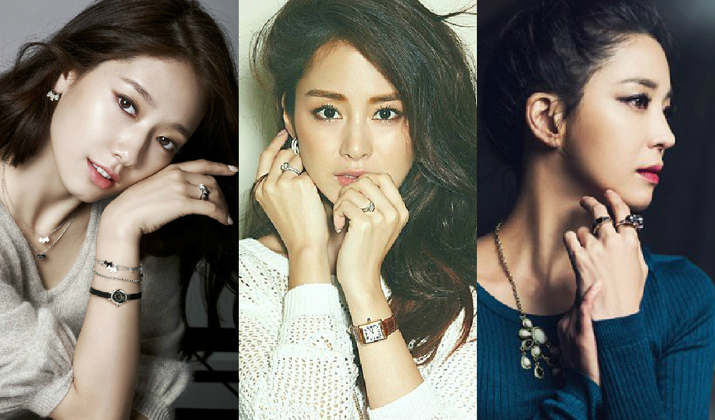 Top 10 Most Beautiful Korean Actresses - World's Top Most